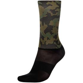 Bioracer Summer Socks, negro/Multicolor